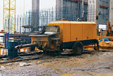 202 - Concrete pump