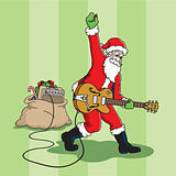 Rocking Santa