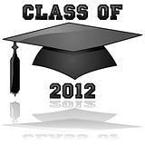 Class of 2012 graduation