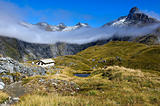 Mackinnon Pass - Milford Track