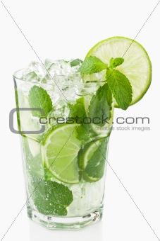 Mojitos cocktail