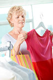 Shopper with tanktop