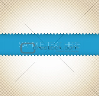 Abstract retro vector paper background