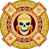 god of death of Aztecs
