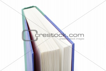 A single clean book