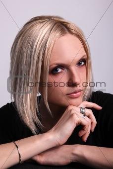 Blond girl_01