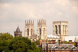 Three Towers of York Minster
