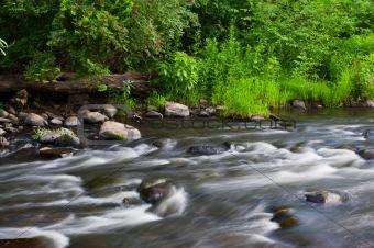 Little AuSable River