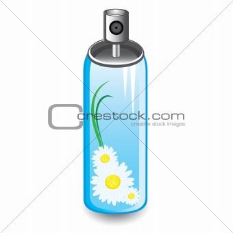 Chamomile spray