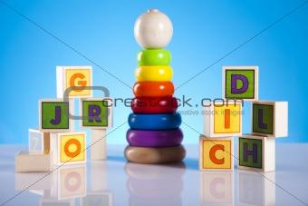 Baby pyramid