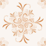 Vector abstract background with nature theme.