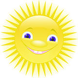 blue-eyed sun