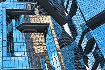 business building exterior