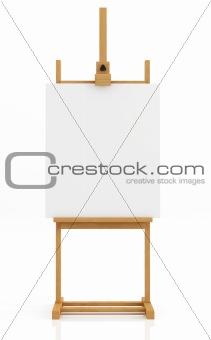 artist easel