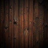 Brown wooden background, square composition.