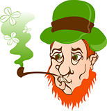 Leprechaun Smoking