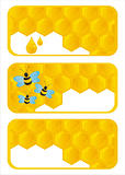 honeycombs banners
