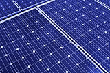 solar panel line