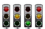 Traffic lights for your design
