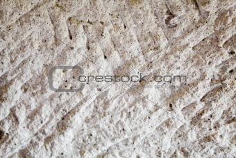 Cappadocia Cave wall detail texture
