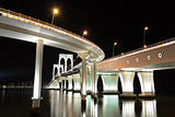 Sai Van bridge in Macao