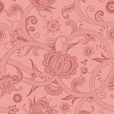 Seamless Floral Pattern A