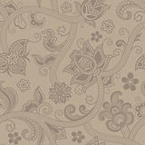 Seamless Floral Pattern D