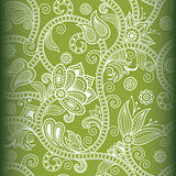 Seamless Floral Pattern 1