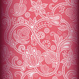 Seamless Floral Pattern 4