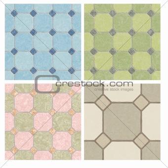Floor texture, seamless tiling