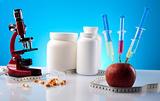 Body building, supplements