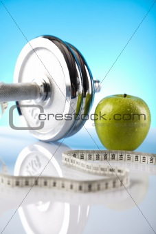 Apple with Supplement Diet