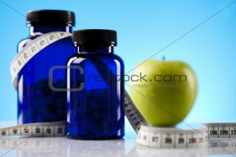 Apple with Supplement Diet