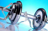 Fitness, dumbell