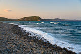 Russia, Primorye, seashore