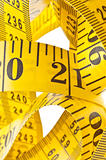Macro Measuring Tape Background
