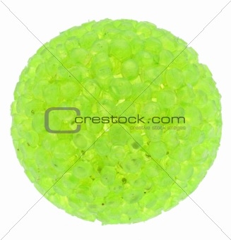 Green Ball Cat Toy