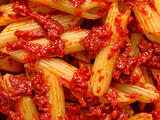 penne in tomato sauce