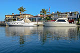 On The water, Newport Beach residences
