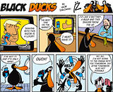 Black Ducks Comics episode 69