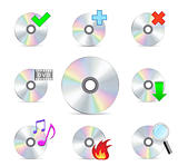 cd dvd disk set