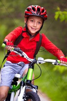 Athletic child