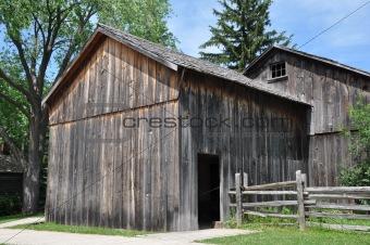 Black Creek Pioneer Village in Toronto