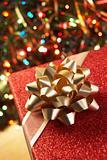 Christmas Present Under Tree