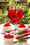 Summer dessert.