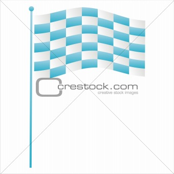 flag icon  isolated on white