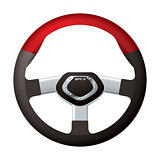 Sports steering wheel