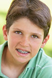 Kids Portraits, Boy, Happy, Smiling, Braces, Kids, Headshot, Por