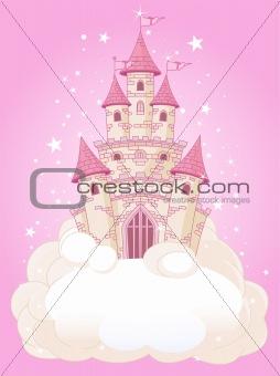 Pink Sky Castle