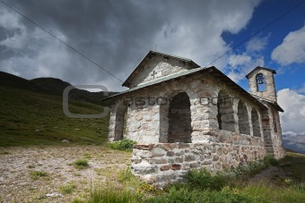 alpin chapel